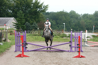 8-14-2010 CAF Jumping