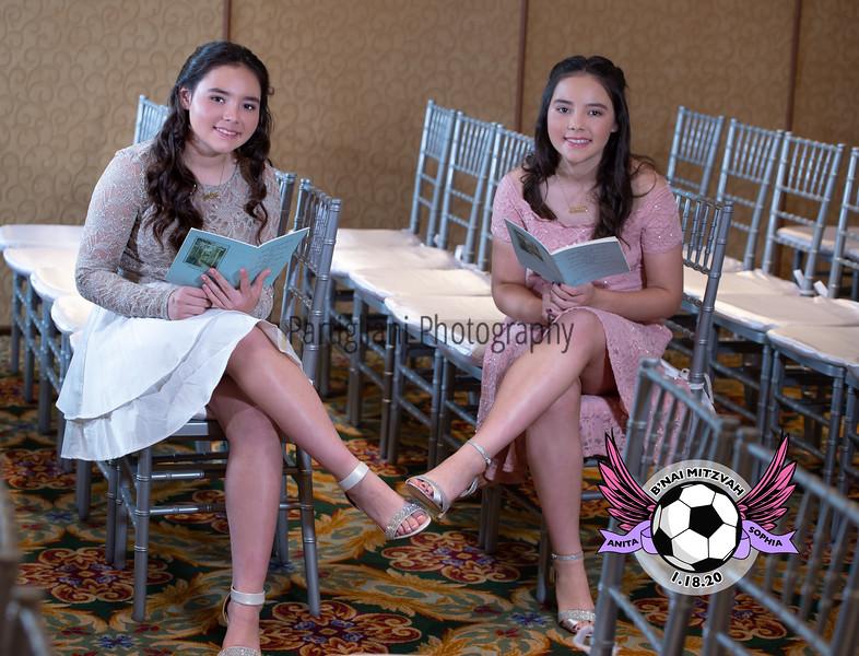 ANITA AND SOPHIA BOOK