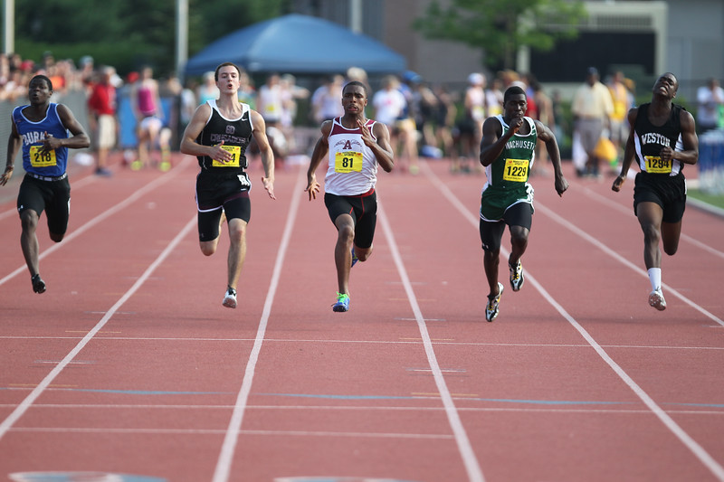 2013 MIAA Outdoor State Open Track Championships