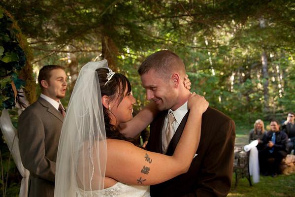 Shane and Elizabeth Wedding
