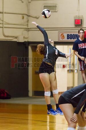 Varsity Volleyball #3 - 2017