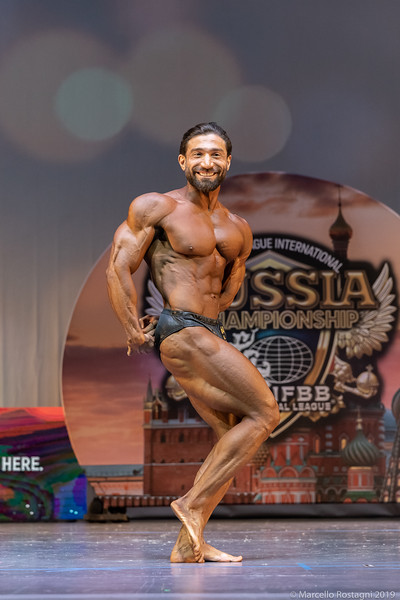 Classic Physique Novice A