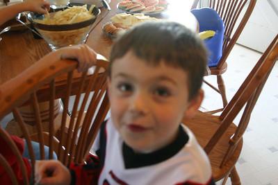 Tyler's Birthday 10-26-2006