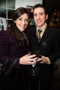 Beach Magazine Pre-Launch Event at C/O The Maidstone in East Hampton, NY on January 31, 2013