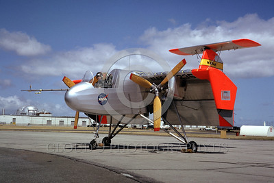 NASA Ryan VZ-3 Vertiplane Experimental VSTOL Airplane Pictures