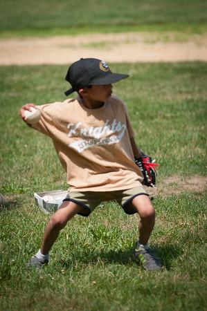 Jayden Baseball - Knights