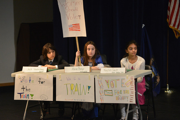 Industrial Revolution - Town Hall Meeting