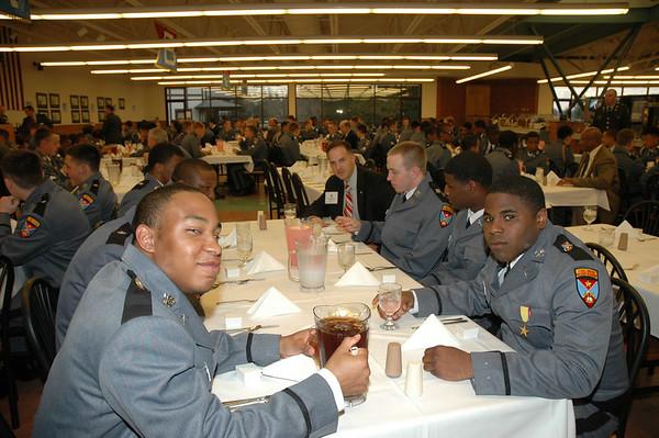 Senior/PG Dinner