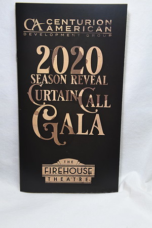 9-27-2019 Firehouse Theatre 2020 Season Revea; Curtain Call Gala Part 2 of 2