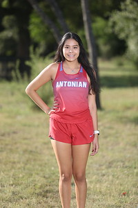 Antonian 2017-18 Cross Country (Locker Shots)