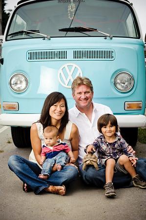 Jennifer + James = Kai > Bodhi (Family Photography, Santa Cruz, California)