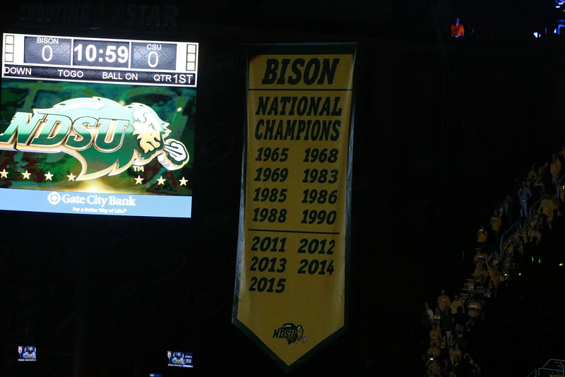 2016 Bison Football - CSU 008.JPG