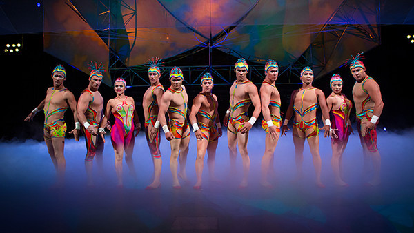 "Cirque ""Mystere"" 2012"