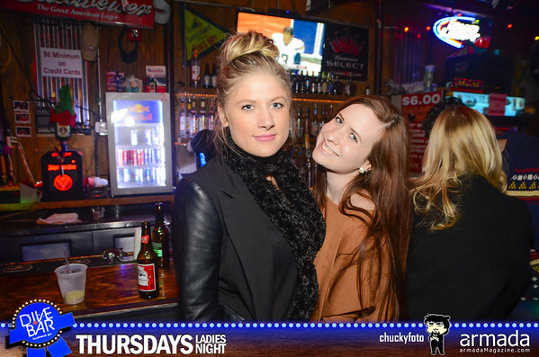 Dive Bar Thursdays - 12.12.2013