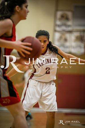 Women's JV Basketball vs. Monty