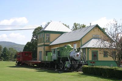 Cowan RR & Barns  ---  2004