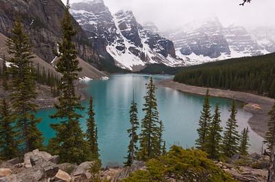 Moraine Lake - Banff Nat'l Park