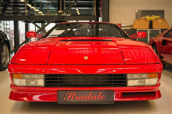2018 Stradale Ferrari