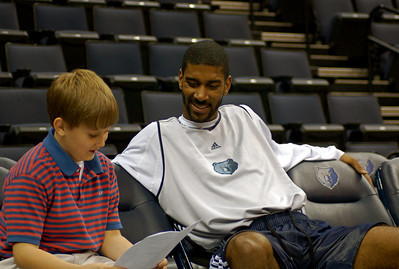 Interview with OJ Mayo