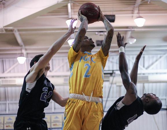College Basketball: PGCC vs. Montgomery College