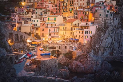Cinque Terre Photo Tour
