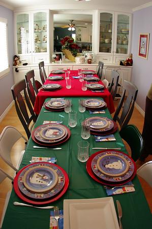 Christmas at Joe's 2009
