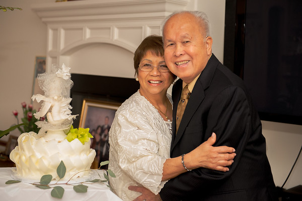 Eustaquio 50th Wedding Anniversary
