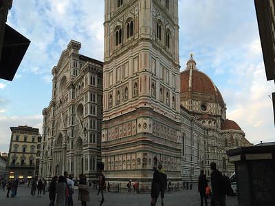 2015: Firenze