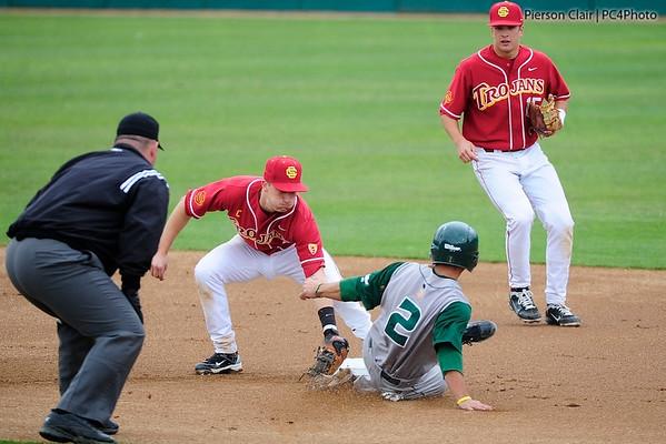 USC Baseball v Cal Poly 2011