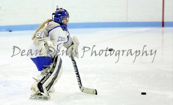 1-12-2016 Colby Women's Hockey vs UNE