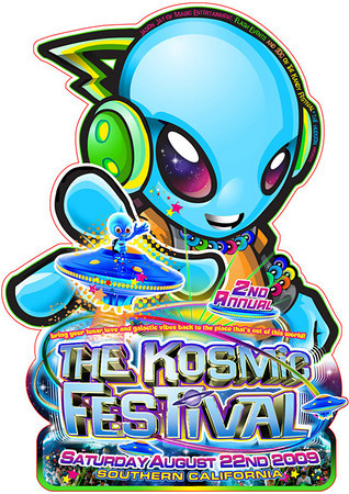 The Kosmic Festival