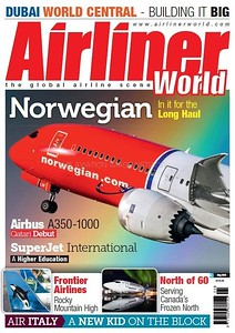 Airliner World May 2018