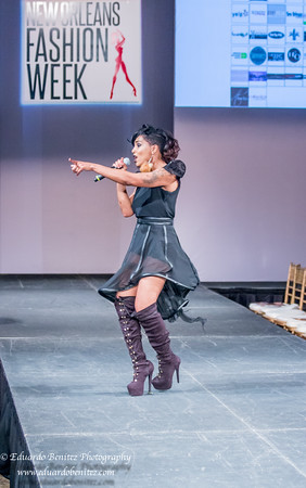 New Orleans Fashion Week Wednesday March 25, 2015