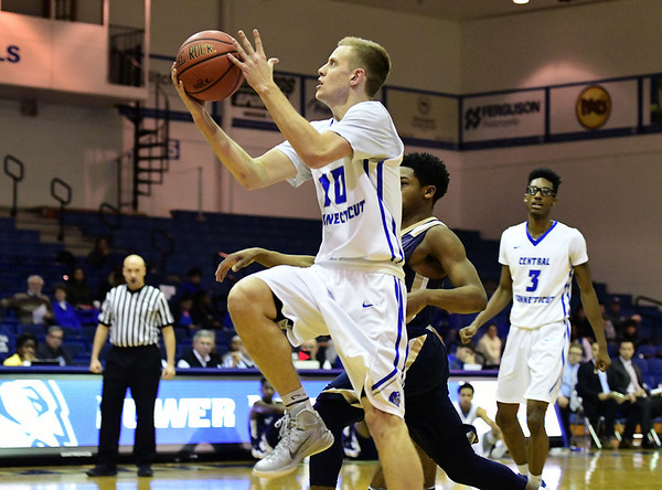 MIKE_CCSU mens basketball