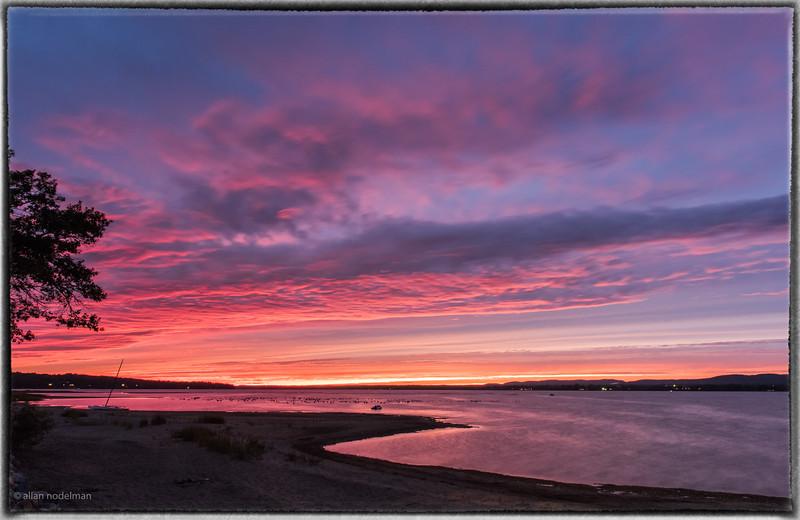 September 29th Sunset