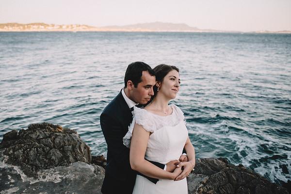 Auriane & Raphaël Mariage Ile de Bendor