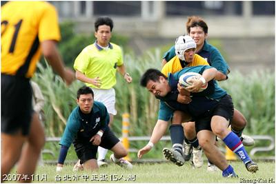 輔大OB VS香山(FJU OB vs Hsian-Hsan)