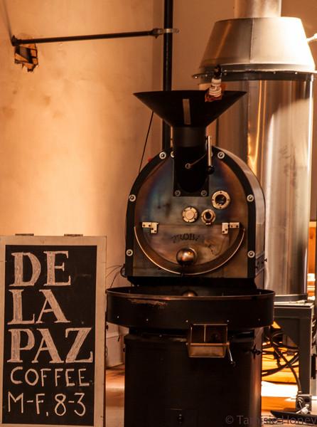 2013-06 De La Paz Coffee