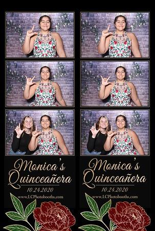 Monica's Quinceanera