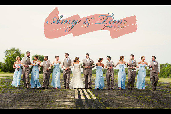Amy Pufahl & Tim Kunes Wedding Gallery