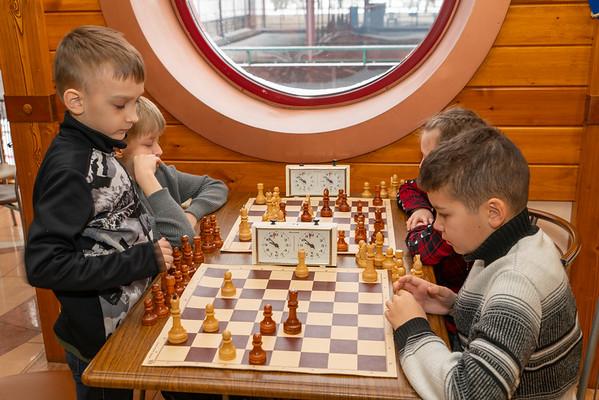 2021.01 - Кафе Ассоль. Шахматный Турнир