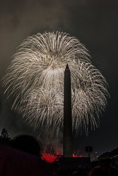 4-th of July in Washington DC