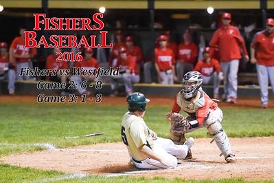2016 Var Baseball - Westfield, games 2 & 3