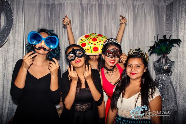 Vanessa's Masquerade Party 10/8/16