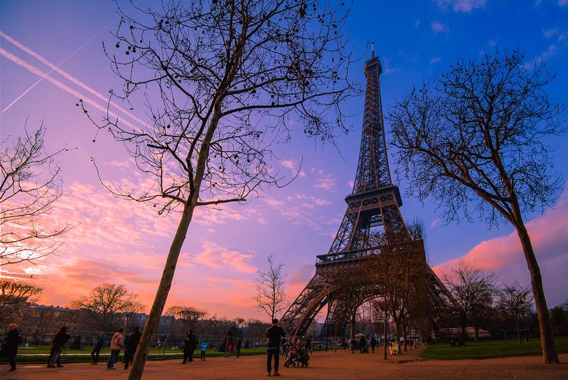 Paris, The Louvre, and Versailles