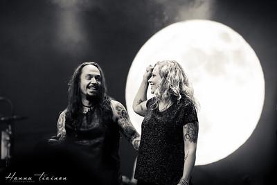 Amorphis Helsingin juhlaviikoilla 08/2016