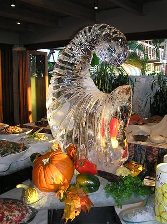 2006 Thanksgiving Buffet 11-23-2006