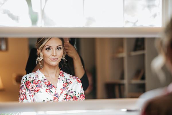 1. Faye Getting ready