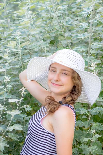 Bailey's Garden Photo shoot 8/14/19