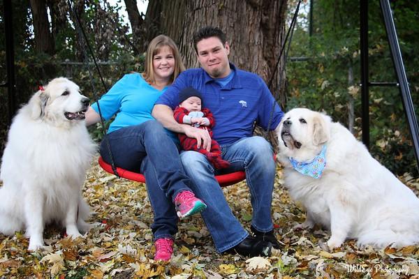 2017 Sheila & John Family